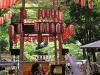 深大寺の鬼燈(ほおずき)祭り